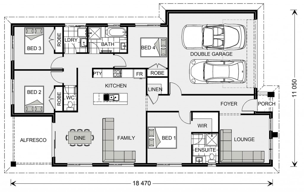 Brookfield 187 Floorplan