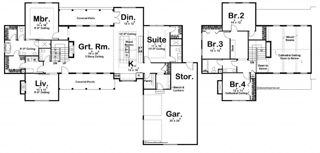 Rochester 3043 Floorplan
