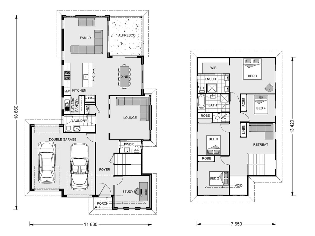 Kensington 270 Floorplan