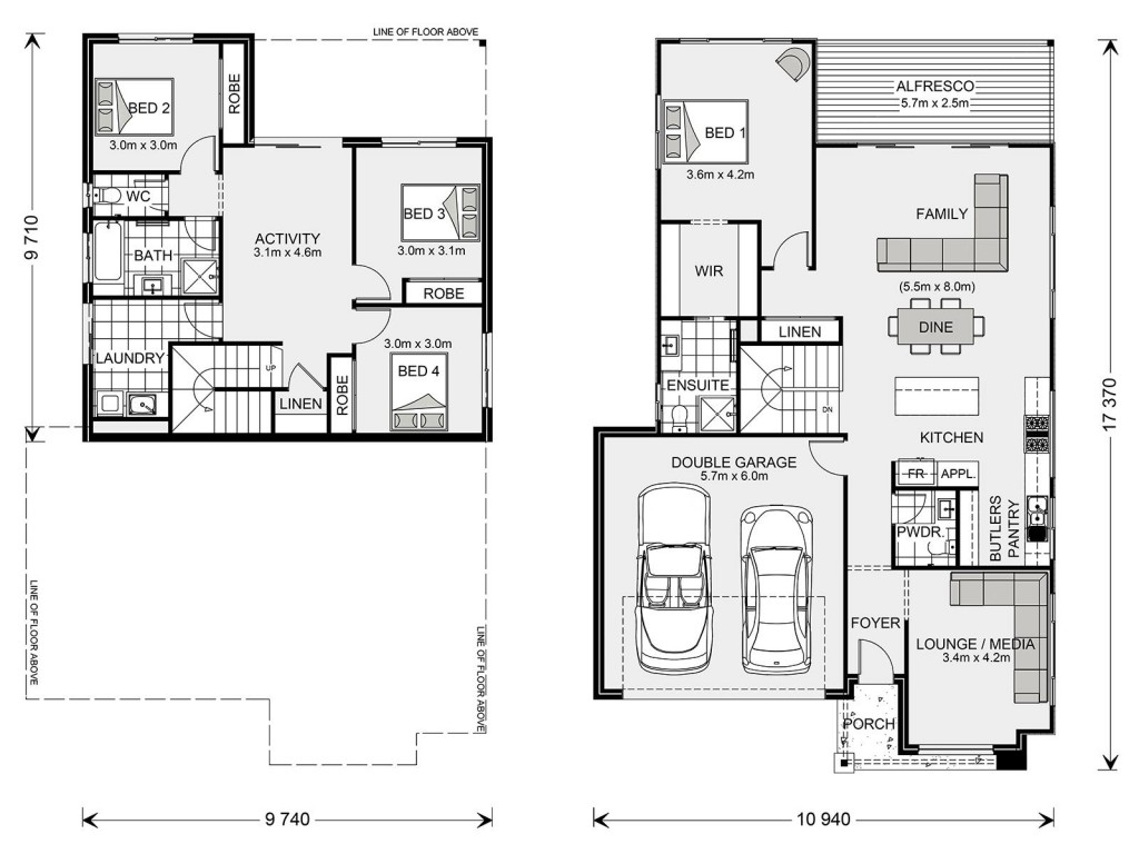 Inglewood SL 247 Floorplan