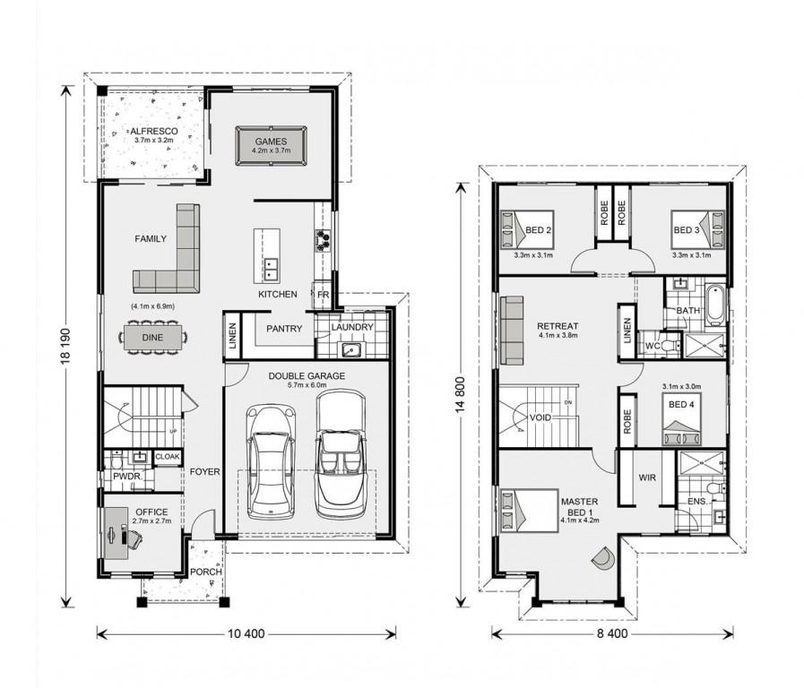 Balmain 270 Floorplan