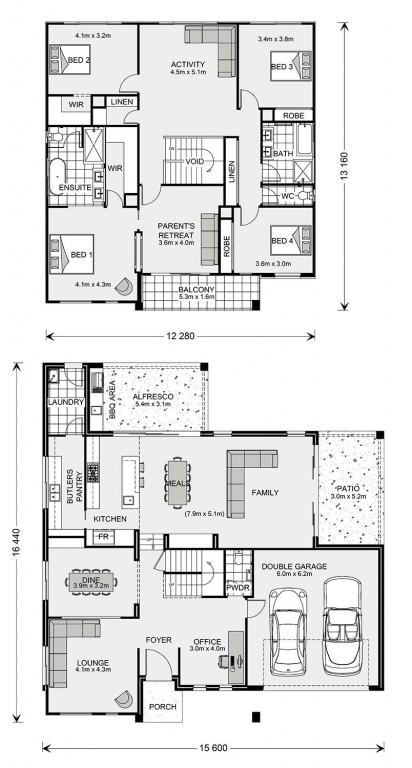 Esplanade 373 Floorplan