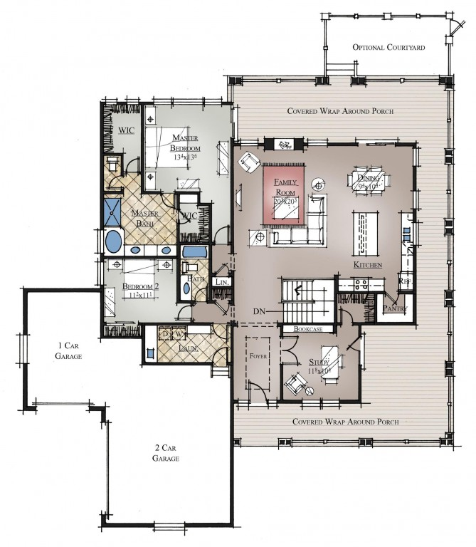 Values that Matter 2234 Floorplan