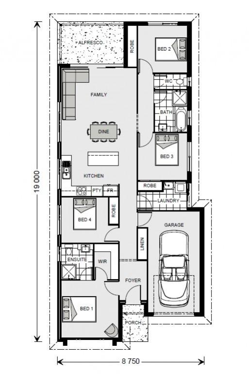 Calderwood 153 Floorplan