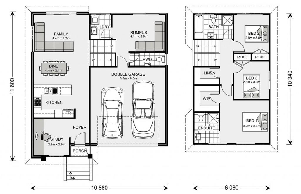 Regatta SL 183 Floorplan