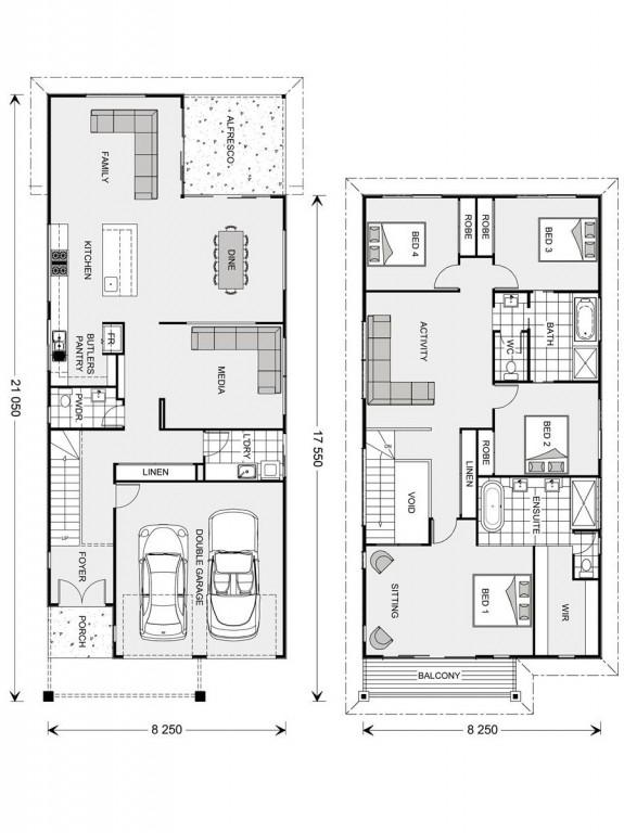 Paddington 314 Floorplan