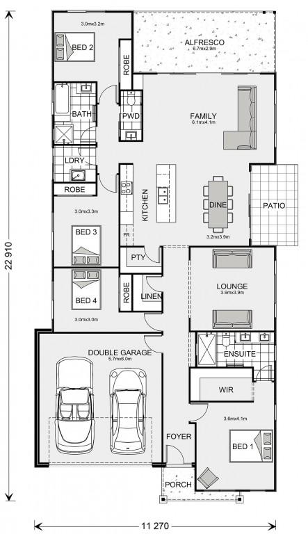 Banksia 231 Floorplan