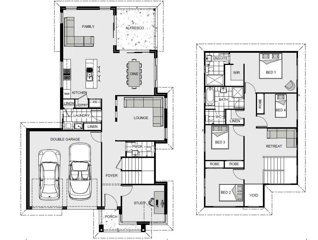 Kensington 241 Floorplan