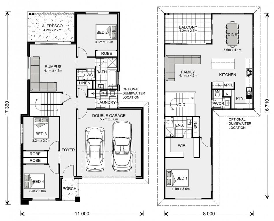 Queenscliffe 256 Floorplan