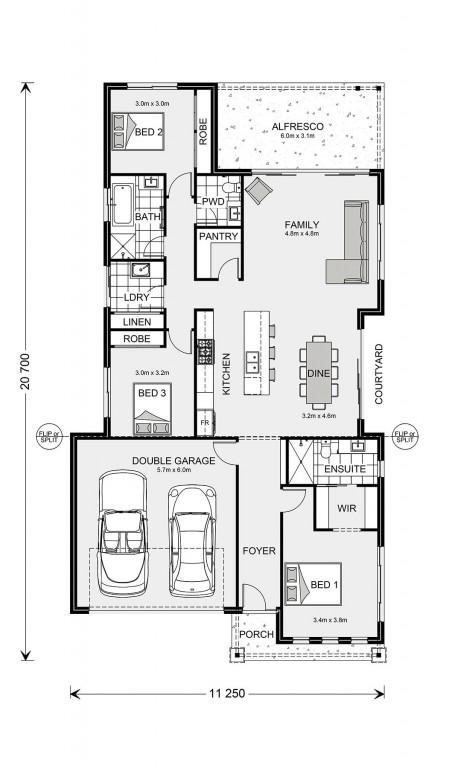 Banksia 205 Floorplan