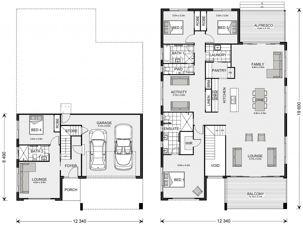 Stamford 318 Floorplan