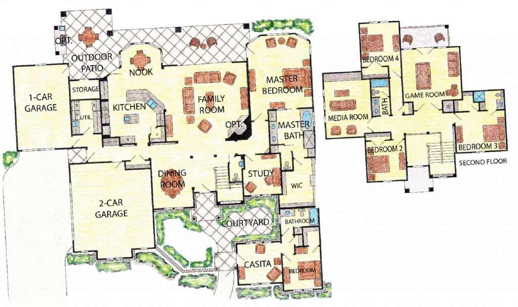 Elm 4325 Floorplan