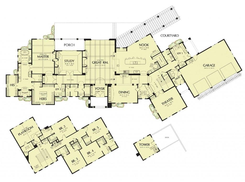 Juniper 6484 Floorplan