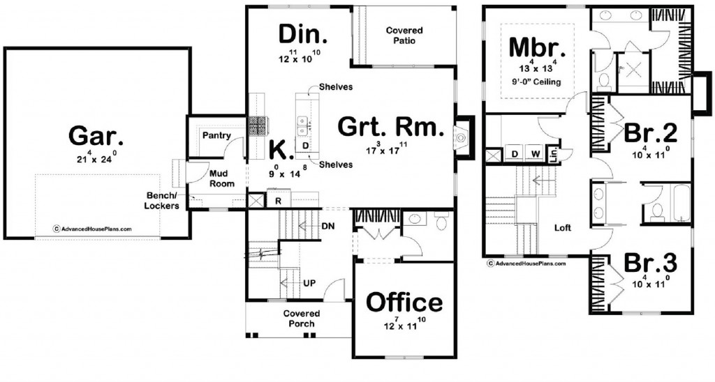 Collins 1994 Floorplan