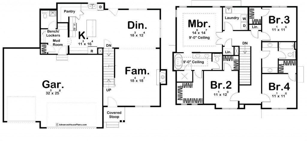 Prairie Rose 2198 Floorplan