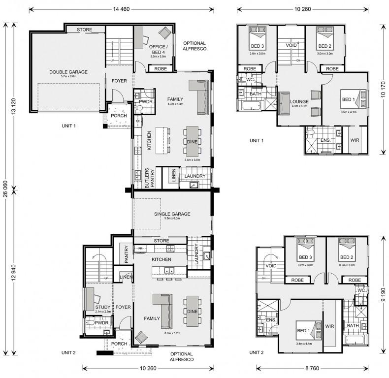 Ashwood 400 Floorplan