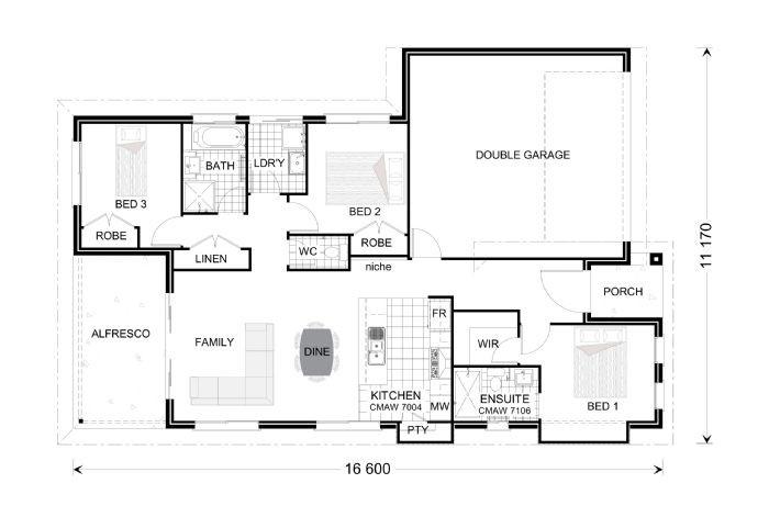 Trend Floorplan