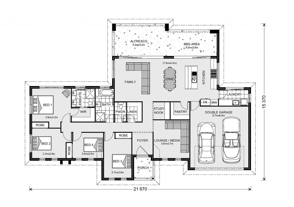 Stillwater 235 Floorplan