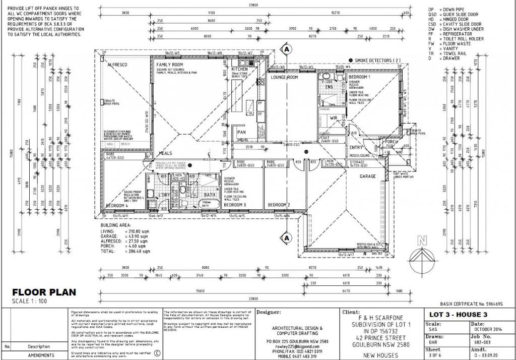 Parkview 286 Floorplan