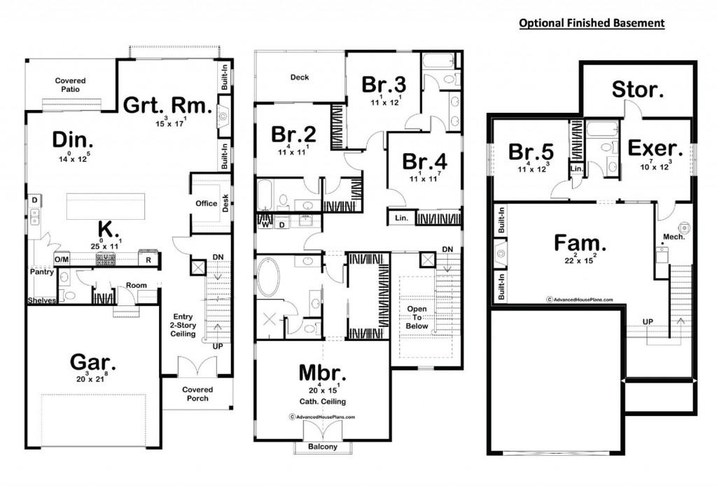 Coronado 2731 Floorplan