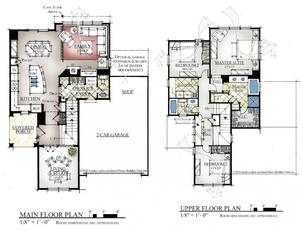 Values That Matter 1950 Floorplan