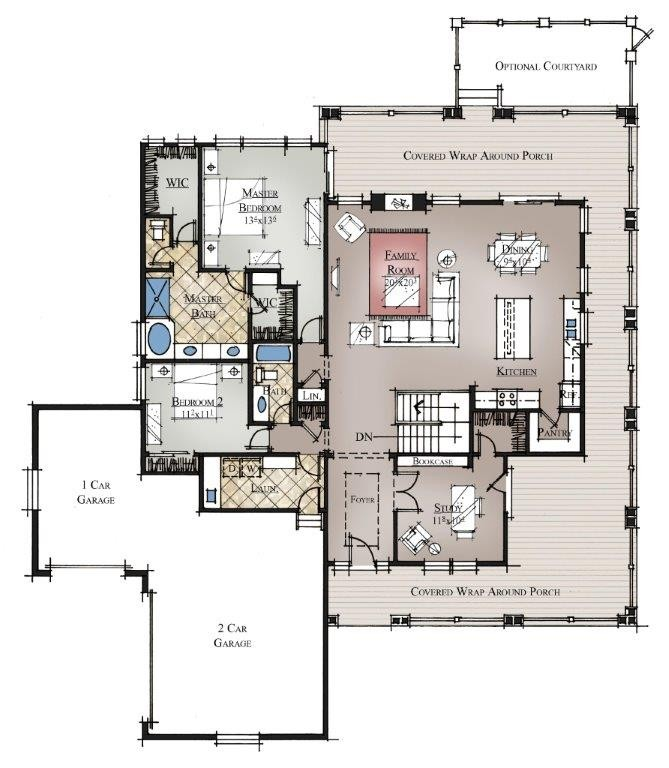 Values that Matter 2234 Floorplan