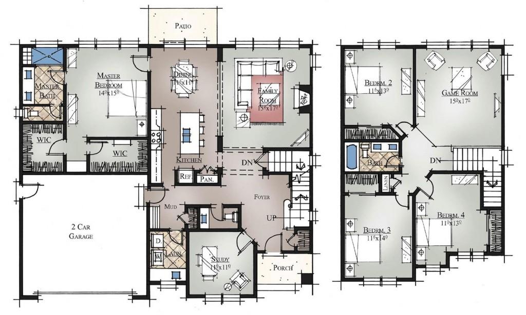 Values that Matter 2652 Floorplan