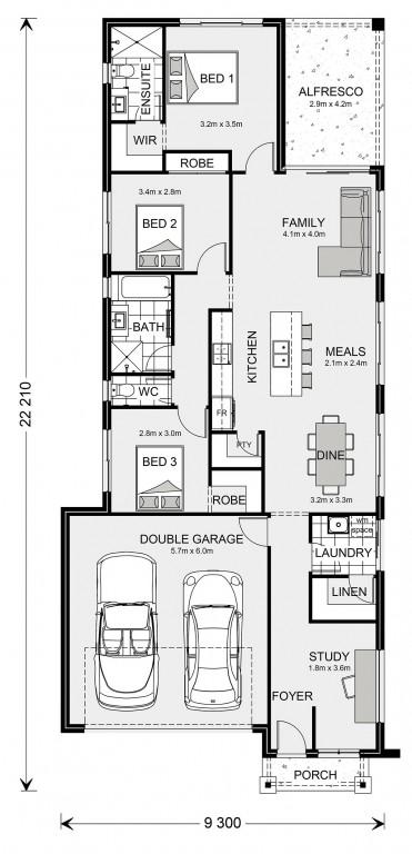 Belmore 180 Floorplan