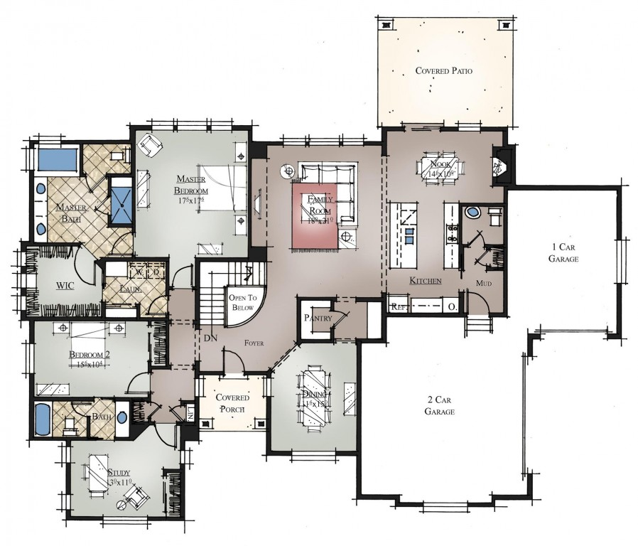 Values that Matter 2516 Floorplan