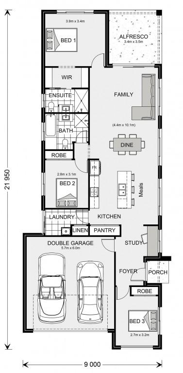 Riverbank 175 Floorplan