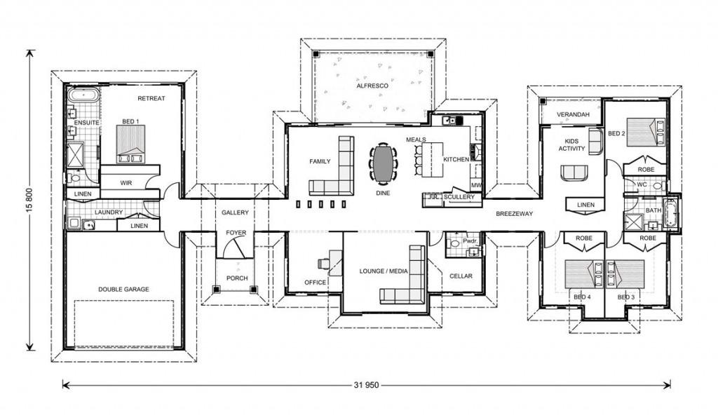 Rochedale 370 Floorplan