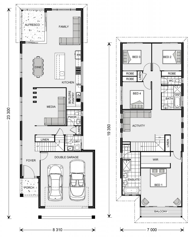 Buderim 290 Floorplan