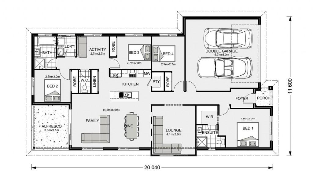 Amandari 137 Floorplan
