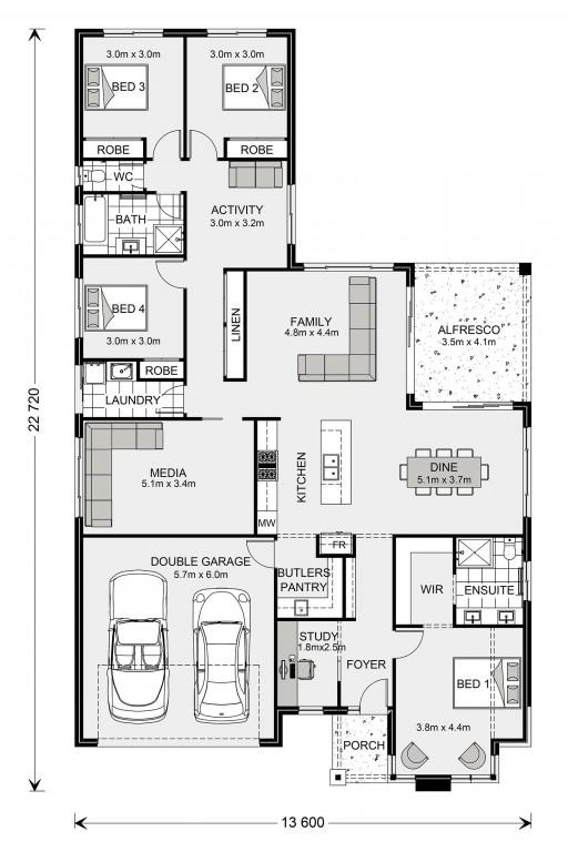 Coolum 246 Floorplan