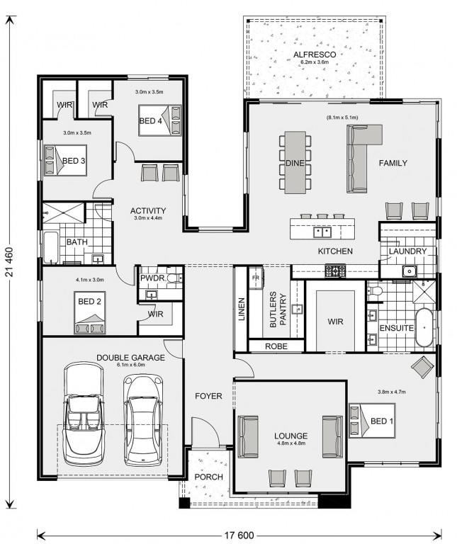 Karalee Park 315 Floorplan