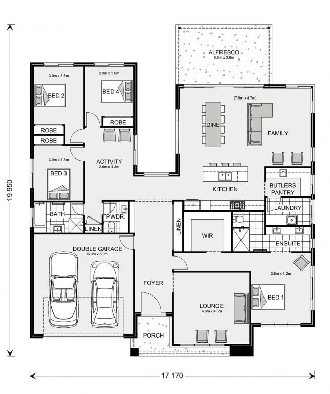 Karalee Park 285 Floorplan