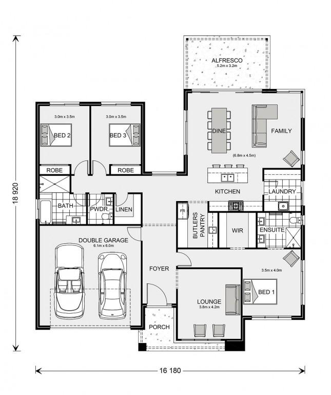 Karalee Park 240 Floorplan