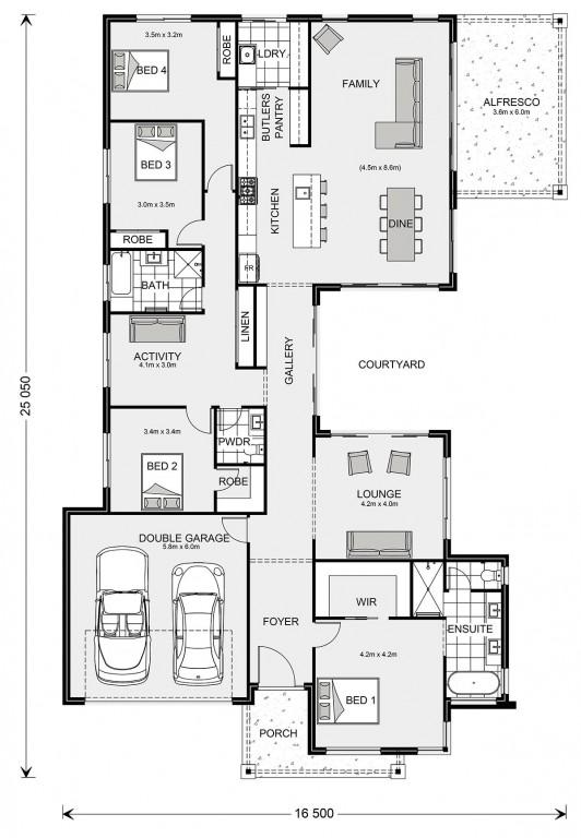Samsara 295 Floorplan