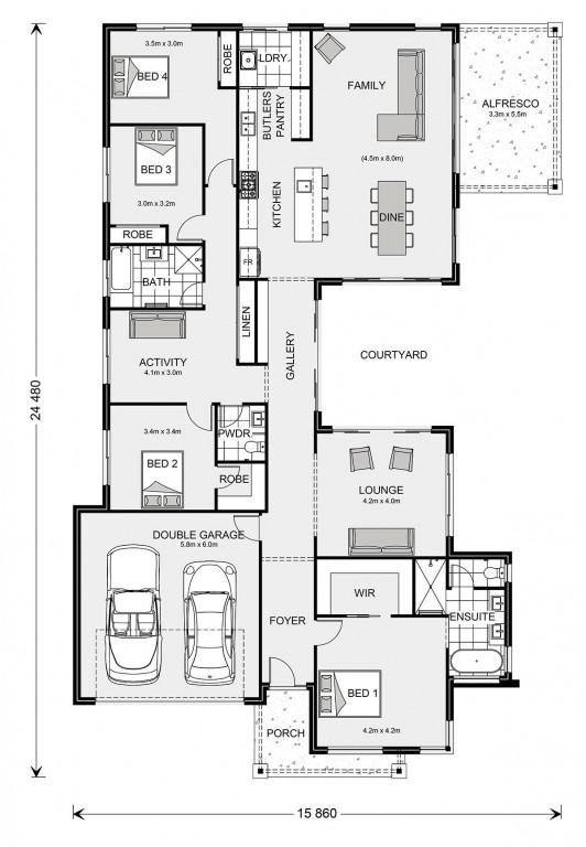 Samsara 280 Floorplan