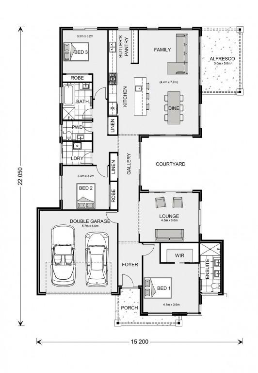 Samsara 235 Floorplan