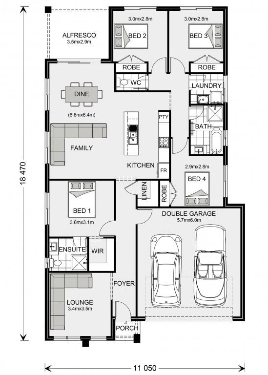 Brookfield 187 Floorplan