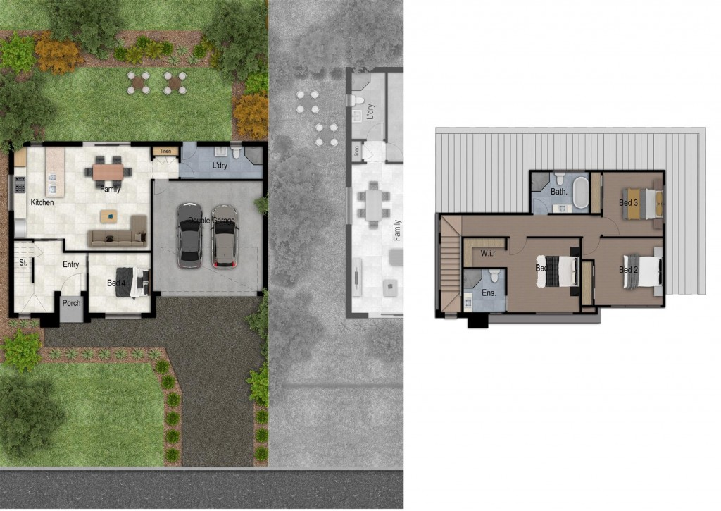 Greenhaven 219 Floorplan