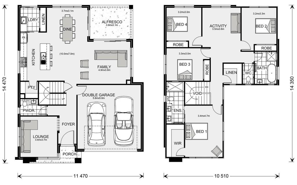 Kingston 265 Floorplan