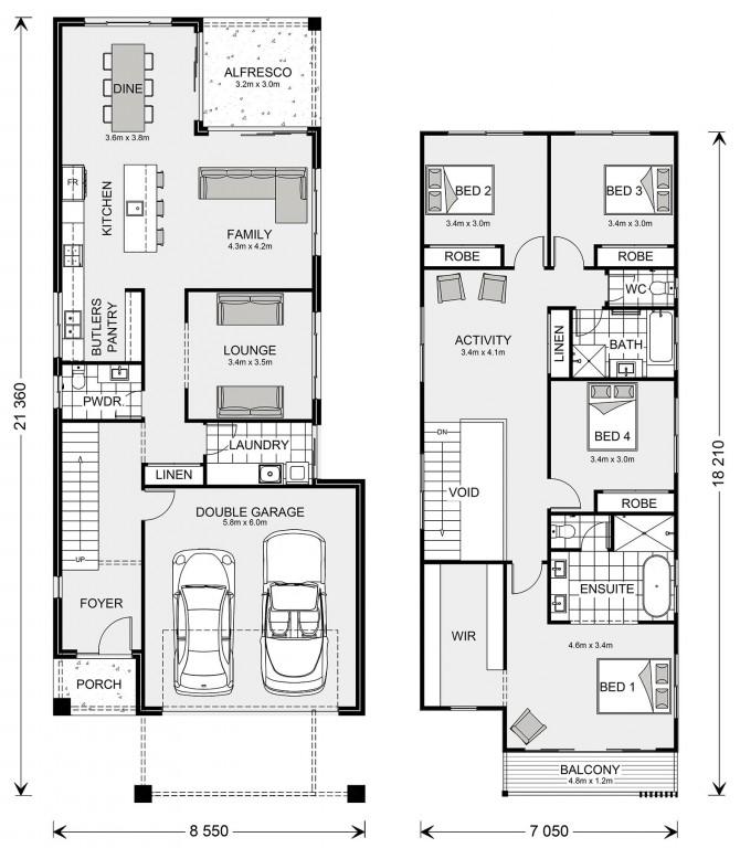 Paddington 272 Floorplan