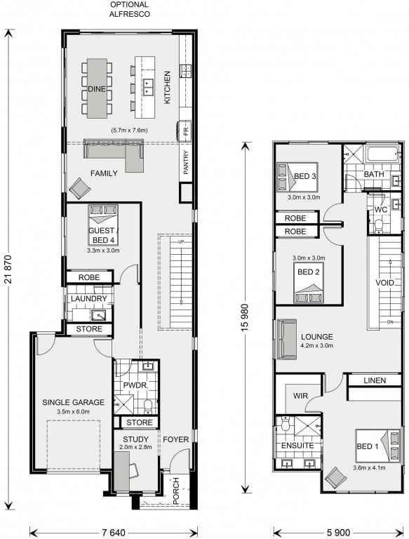 Chadstone 233 Floorplan