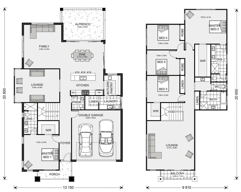 Sacramento 378 Floorplan