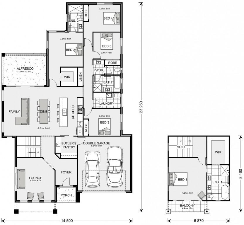 Fremantle 310 Floorplan