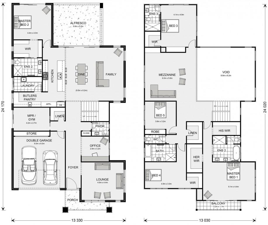 South Bank 530 Floorplan