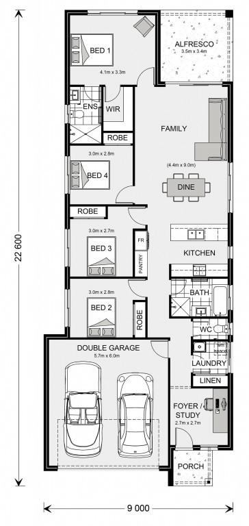 Amandari 182 Floorplan