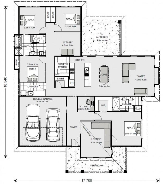 Fernbank 262 Floorplan